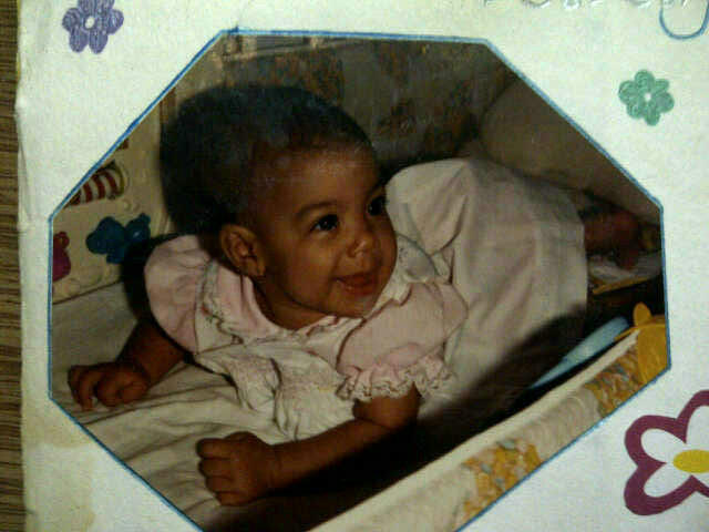 Yendi Baby Photo | Yendi Phillipps Fan Site