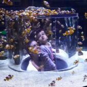 Yendi and Israel Finding Nemo